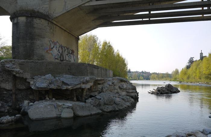 Il  ponte ad Almenno San Salvatore