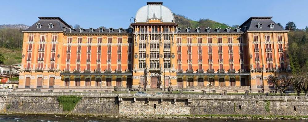 Grand Hotel di San Pellegrino Ci sono i soldi, apertura nel 2019