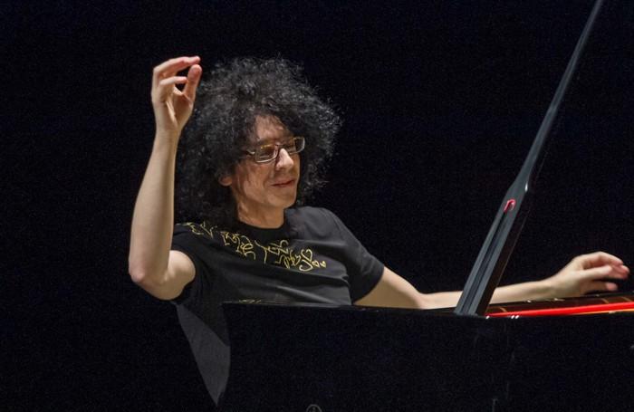 Giovanni Allevi in concerto al Creberg