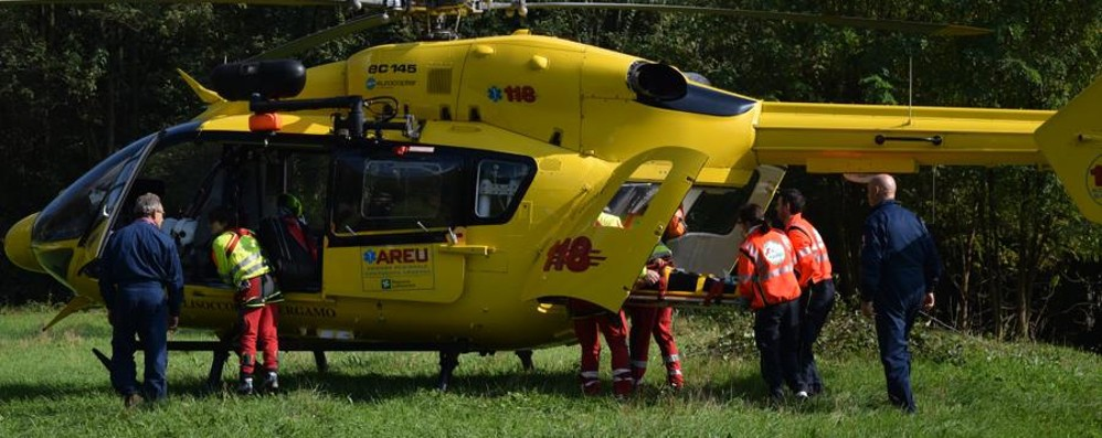 Cade in un dirupo in montagna Muore 77enne di Ponteranica