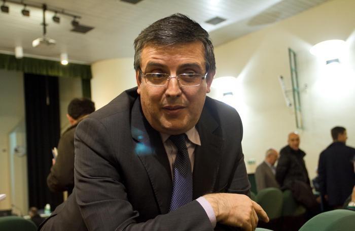 Vitttorio Milesi, sindaco di San Pellegrino