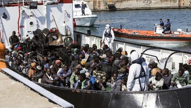 Diecimila migranti salvati ultimi giorni