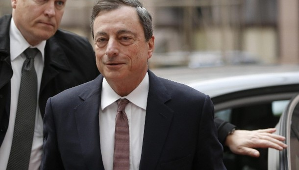 Draghi, daremo liquidità a banche Grecia