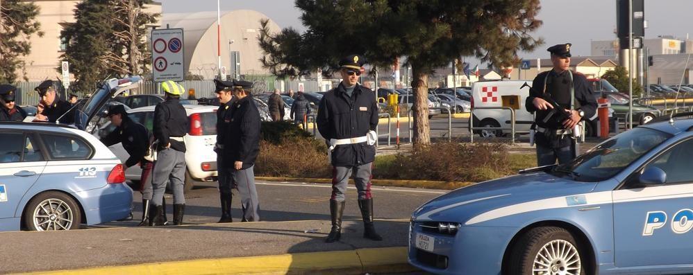 Expo, 30 poliziotti in più all'aeroporto  «Restino a Bergamo anche dopo»