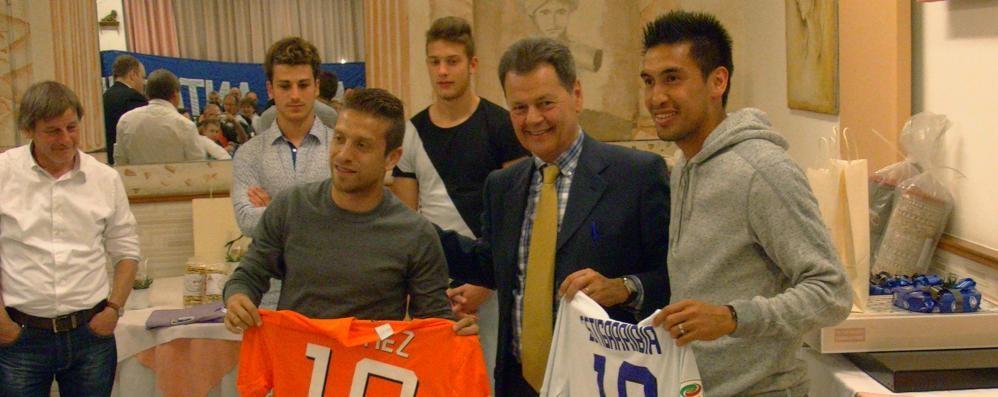 Gomez, Bravo papà, ed Estigarribia: «A Roma è dura, ma non si sa mai...»