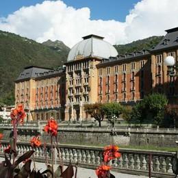 Grand Hotel di San Pellegrino: dal Cipe 18 milioni per il restauro