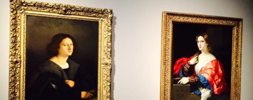 Lo spirito di Bergamo in mostra col Palma