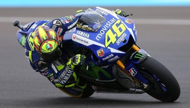 MotoGp:vince Rossi, poi Ducati Dovizioso
