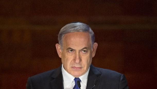Netanyahu, scritte anti-Israele in Iran