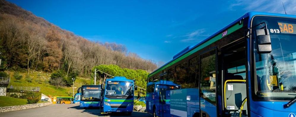 Sab in sciopero per 4 ore il 15 aprile bus fermi dalle 16 alle 20