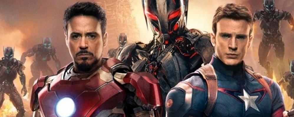 Tornano gli Avengers Giornate speciali a Curno