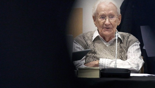 A Lueneburg processo a SS Auschwitz