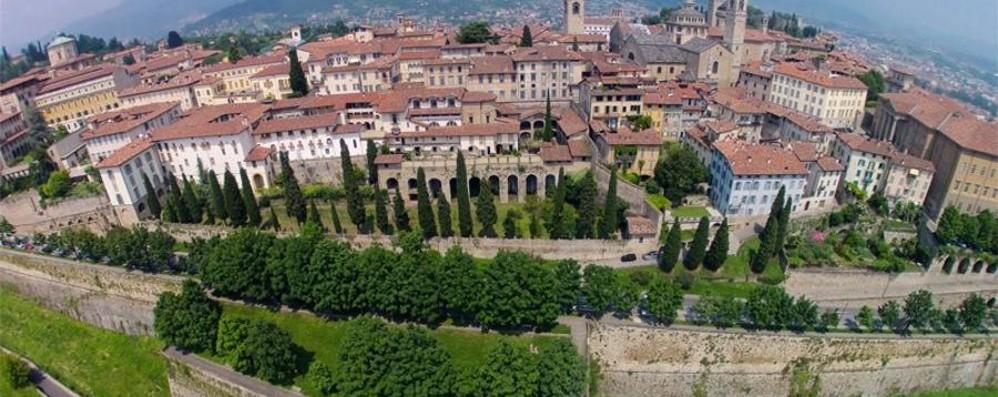 Bergamo sempre più set televisivo Lunedì si gira la pubblicità della Coop