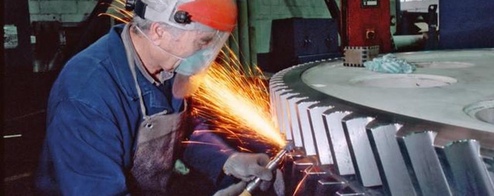 Metalmeccanici, diminuisce la cassa  Ma gli occupati non aumentano