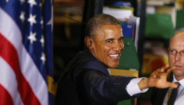 Obama promosso da maggioranza americani