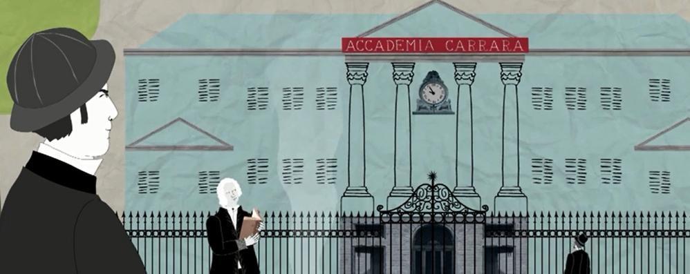 «Tanti collezionisti per la Carrara» L'Accademia si presenta con un video