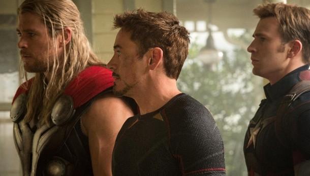 Tornano Avengers con Age of Ultron