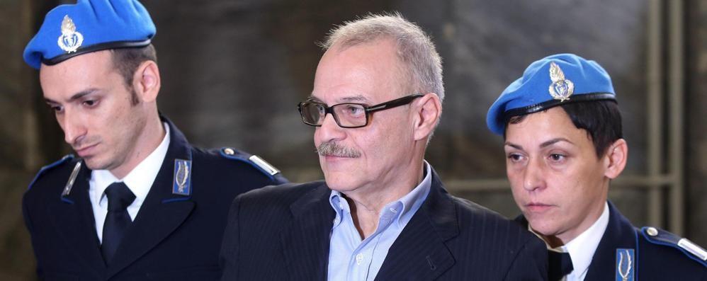 Condannato per il furto di mutande Vallanzasca ricorre in appello