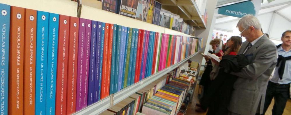 Continua la Fiera dei librai Feste e «magie» in provincia