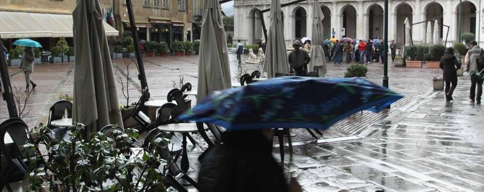 Da venerdì torna a piovere  Sarà un weekend capriccioso