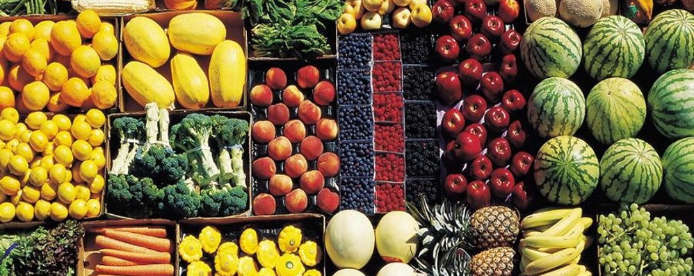 Lombardia, Regione di buon cibo Bergamo svetta per frutta e verdura