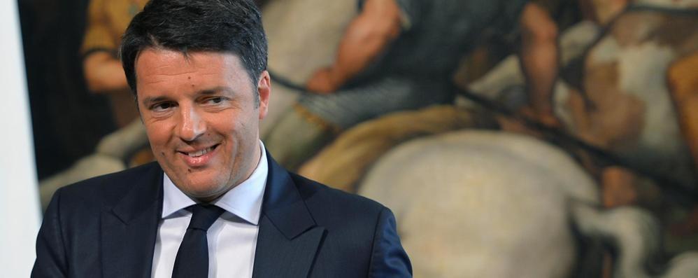 My name is Matteo e vengo da Italy... L'inglese del premier «spacca» in rete