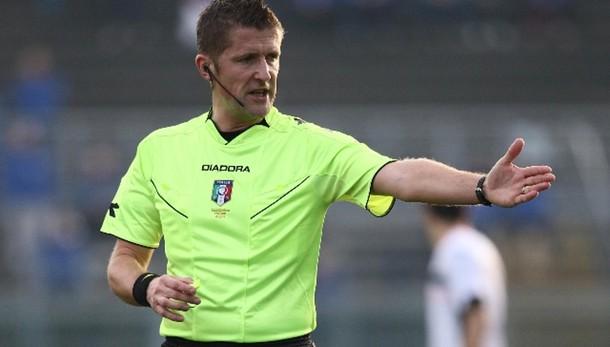 Serie A: Inter-Roma a Orsato