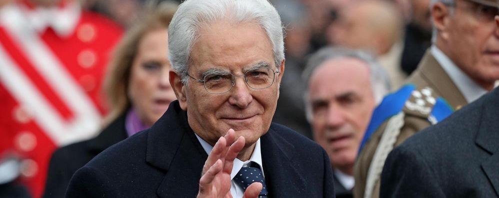 Carrara, Mattarella scrive a Bergamo «Vi auguro il migliore successo»