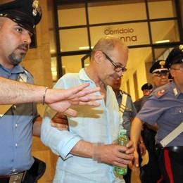 Vallanzasca, condanna confermata Telecamere vietate in aula e lui protesta