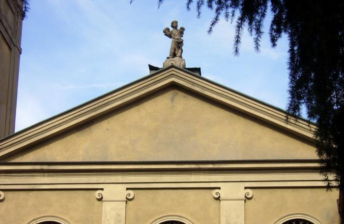 La chiesa del Conventino