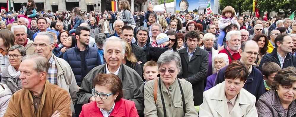 Festa della Liberazione per 5 mila Gori: il 25 aprile ha cambiato la storia