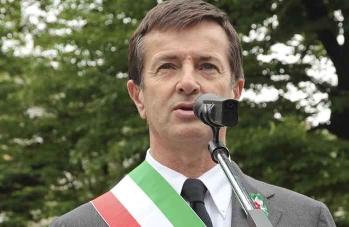 La manifestazione del 25 Aprile: parla in sindaco Giorgio Gori