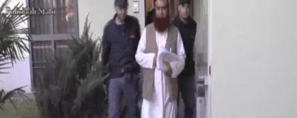 L'imam di Zingonia arrestato: «Mi ha mandato qui Bin Laden»