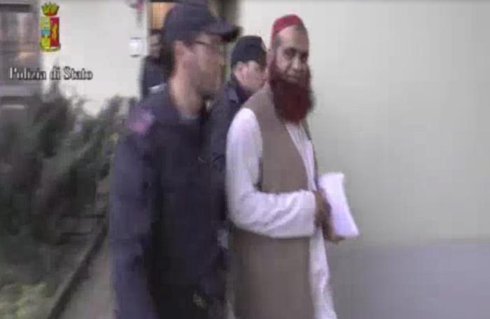 L'arresto dell'imam di Zingonia a Pognano
