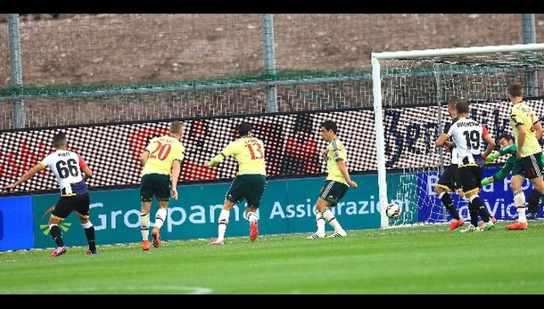 Serie A: Udinese-Milan 2-1