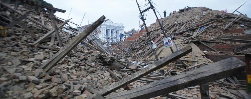 Tremendo terremoto in Nepal -Video Un'ecatombe difficile da quantificare