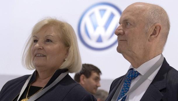 Volkswagen: Piech si dimette
