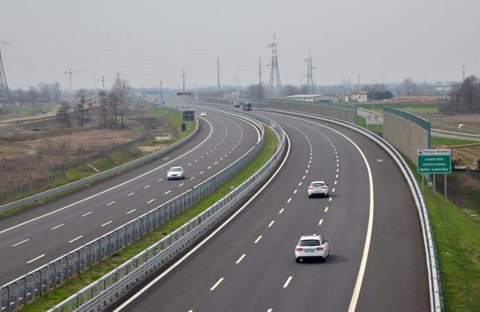 L'autostrada A35 Brebemi