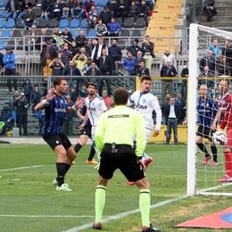 La palla è entrata in porta, Atalanta-Empoli 2-2