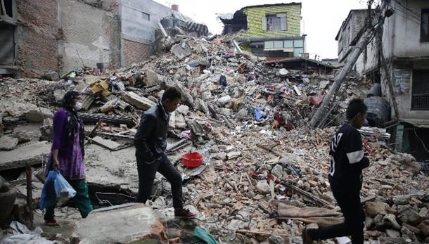 Nepal: governo, 2.263 morti