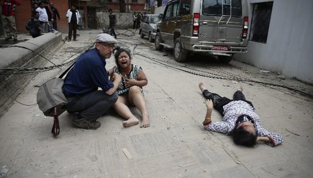 Sisma Nepal: nuova forte scossa di 6.7