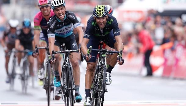 Valverde vince la Liegi-Bastogne-Liegi