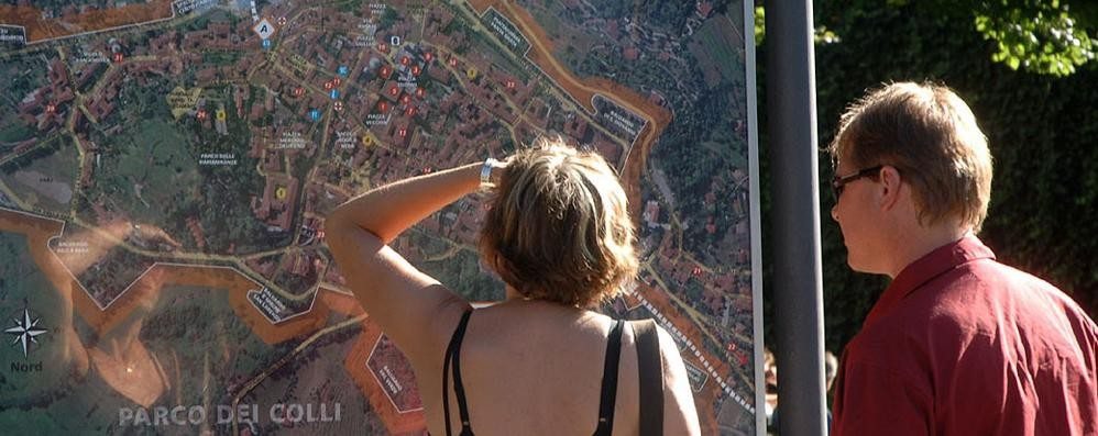 Bergamo «bocciata» sull'inglese Il test de L'Eco con un finto turista