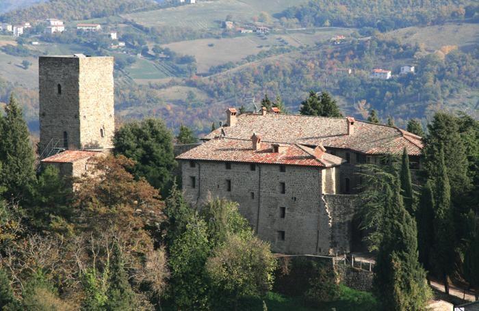 Castello di Petroia