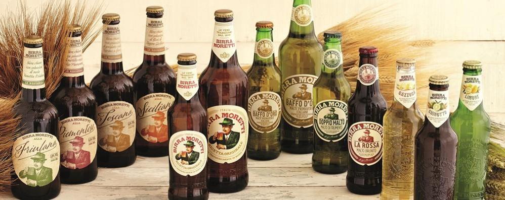 La Moretti di Comun Nuovo birra ufficiale di Expo 2015