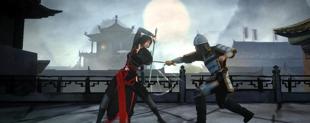 Assassin's Creed C. China, assassini 2D