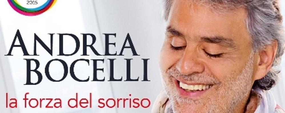 Bocelli e la forza del sorriso - il video Un concerto e una canzone per Expo