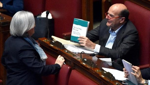 Italicum: Bersani, Renzi zittisce Aula