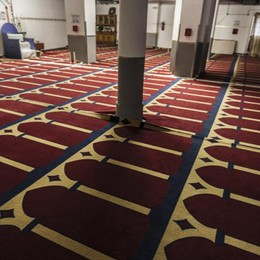 Moschea, la Lega all'attacco «Palafrizzoni vuole ancora farla?»