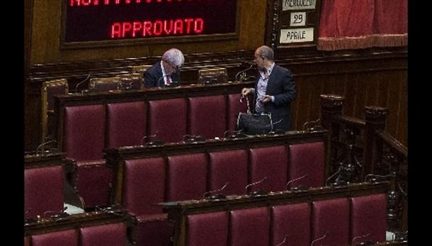 Renzi, grazie a chi ha votato la fiducia